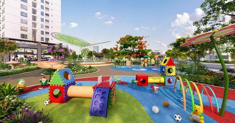Công viên dành cho trẻ em tại Dragon Riverside City